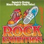 Album Rock and roll exibition (live) de Demetrio Stratos, Mauro Pagani E Paolo Tofani / Mauro Pagani / Paolo Tofani