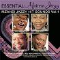 Compilation Essential african mzansi greatest jazzy hit sounds avec Hugh Masekela / Jonas Gwangwa / Letta Mbulu / Caiphus Semenya / Sibongile Khumalo...