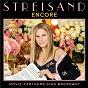 Album Encore: Movie Partners Sing Broadway de Barbra Streisand