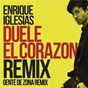 Album Duele el corazon (remix) de Enrique Iglesias