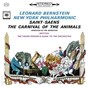 Album Saint-saëns: le carnaval des animaux, R. 125 - britten: the young person's guide to the orchestra, op. 34 ((remastered)) de Lord Benjamin Britten / Leonard Bernstein / Camille Saint-Saëns