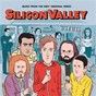Compilation Silicon valley (music from the hbo original series) avec Too $hort / Tobacco / DJ Shadow / Nas / Danny Brown...
