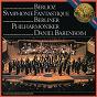 Album Berlioz: symphonie fantastique, op. 14, H 48 & strauss: burleske for piano and orchestra in D minor, TRV 145 de Daniel Barenboïm / Hector Berlioz / Richard Strauss