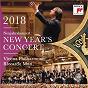 Album New year's concert 2018 / neujahrskonzert 2018 / concert du nouvel an 2018 de Riccardo Muti & Wiener Philharmoniker / Wiener Philharmoniker