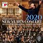 Album Neujahrskonzert 2020 / new year's concert 2020 / concert du nouvel an 2020 de Andris Nelsons & Wiener Philharmoniker / Wiener Philharmoniker / Hans Christian Lumbye / Ludwig van Beethoven / Josef Strauss
