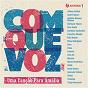Compilation Com que voz - uma canção para amália avec Faro / Afonso Cabral / André Amaro / António Manuel Ribeiro / Bárbara Tinoco...