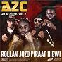 Album AZC SESSIE 1 (ROLLÀN, Jozo, Piraat & Hiewi) de Jozo / Rollan, Jozo, Piraat / Piraat