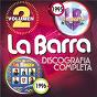 Album La barra: discografía completa, vol.2 de La Barra