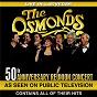 Album Live in las vegas (live at the orleans showroom / las vegas, NV / 2008) de The Osmonds