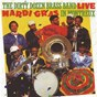 Album Live: mardi gras in montreux de The Dirty Dozen Brass Band