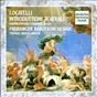 Album Locatelli: Introduttioni teatrali de Freiburger Orchestra / Pietro Locatelli