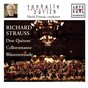 Album Richard strauss: don quixote; romanze; serenade, op. 7 de David Zinman