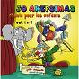 Album Jo akepsimas chante pour les enfants, vol. 1 et 2 de Jo Akepsimas