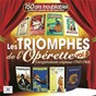 Compilation Les triomphes de l'opérette, vol. 2 (1945-1960) avec Gérard Boyreau / Luis Mariano / Rudy Hirigoyen / Janine Ribot / Odette Lost...
