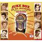 Compilation Juke box de ma jeunesse: souvenirs des années 50 en 100 chansons avec Denise Varène / Yvette Giraud / Francis Linel / Annie Fratellini / Francisco Grandey...