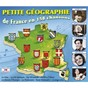 Compilation Petite géographie de france en 158 chansons avec Claude Alphand / Félix Marten / Félix Paquet / Gisèle Mac Kenzie / Darcelys...
