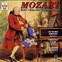 Album Mozart : lieder duos, trios & quatuors vocaux de André Saint Clivier / Le Lieder Quartett / Ana-Maria Miranda / Christian Ivaldi / Clara Wirz...