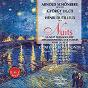 Album Schönberg, ligeti et dutilleux : nuits de Xavier Gagnepain / Le Quatuor Rosamonde / Jean Sulem / Agnès Sulem-Bialobroda / Thomas Tercieux...