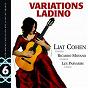 Album Variations ladino de Liat Cohen / Ricardo Moyano / The Duo Parvarim