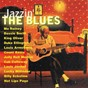 Compilation Jazzin' the blues (collection walking through the jazz - enregistrements historiques rénovés) avec Hot Lips Page & His Orchestra / Ma Rainey & Her Georgia Jazz Band / Bessie Smith / King Oliver & His Dixie Syncopators / Duke Ellington...