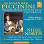 Album Piccinini: Intavolatvra di livto et di chitarrone, libro primo de Nigel North