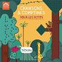 Compilation Chansons & comptines pour les petits (3 à 5 ans) avec Eric Bessot / Mannick / Jo Akepsimas / Les Amis de Tous les Enfants du Monde / Jacques Yvart...