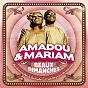 Album Beaux dimanches club remix de Amadou & Mariam