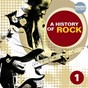 Compilation A history of rock, vol. 1 avec The Doobie Brothers / Dire Straits / Deep Purple / The Hollies / Bad Company...