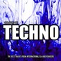 Compilation Colours of techno, vol. 2 (the best tracks from international DJ`S and remixers) avec Alejandro Trebor / Gabriel Ananda / Meiko / S.M.E.R.T. / Electrorites...