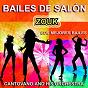 Album Bailes de salón : zouk (los mejores bailes, ballroom dancing) de Cantovano