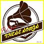 Compilation I love these songs, vol. 70 avec Jean Sablon, Germaine Sablon / The Four Aces / Frankie Avalon / Françis Lemarque / Marcel Merkès, Paulette Merval...