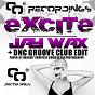 Album Excite de Jaywax / DNC Groove