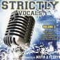 Compilation Mafia and fluxy presents strictly vocals, vol. 3 avec Sylvia Tella / Mickey Spice / Luciano / Tanya Stephens / George Nooks...