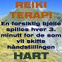 Album Reiki terapi (en forsiktig bjelle spilles hver 3. minutt for de som vil skifte håndstillingen) de Hart