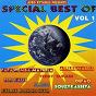 Compilation Special best of, vol. 1 (afro rythmes présente) avec Kanda Bongo Man / Souzy Kasseya / Pépé Kallé / Laskino / El Ngomatchek...