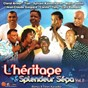 Compilation L'héritage splendeur sega (vol. 2) avec Clarel Armel / Mario Justin / Jean Claude Gaspard / Sylvain Kaleecharan / Carino...