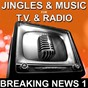 Album Jingles & music for TV & radio (breaking news 1) de Dan Barrangia