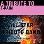 Album A tribute to T-pain (karaoke version) de All Star Tribute Band