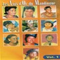 Compilation Les voix d'or du mandingue, vol. 1 avec Djeneba Seck / Tantie Kouyaté / Madjan Doumbia / Madjoukou Koné / Mama Diakité...