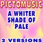 Album A whiter shade of pale (karaoke version) (originally performed by procol harum) de Pictomusic