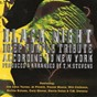 Compilation Black night - deep purple tribute (acording to new york) avec Will Calhoun / Joe Lynn Turner / Al Pitrelli / Vinnie Moore / T.M. Stevens...