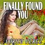 Album Finally Found You de Enrico Perez
