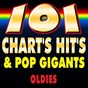 "Compilation 101 chart's hit's & pop gigants (oldies) avec Larry French & the Geisha Girls / The Coasters ""The Robins"" / Chubby Checker / The Drifters / Johnny Kidd & the Pirates..."