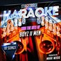 Album Stagetraxx karaoke : sing the hits of boyz II men (karaoke version) de Mark Wood