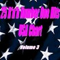 Compilation 25 R'n'B number one hits: USA chart (volume 3) avec Rose Royce / Harold Melvin / The Blue Notes / James Brown / Marvin Gaye...