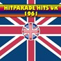 Compilation Hitparade hits UK  1961 avec Abam Faith / Billy Fury, the Four Kestrels / Del Shannon / Alma Cogan / Freddy Cannon...