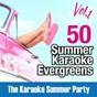 Compilation 50 summer karaoke evergreens, vol. 1 (the karaoke summer party) avec Gynmusic Studios / Mixage / Studio Sound Group / Leopard Powered / Police Gang...