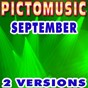 Album September (karaoke version) de Pictomusic