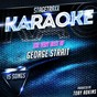 Album Stagetraxx karaoke : the very best of george strait (karaoke version) de Toby Adkins