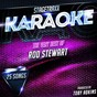 Album Stagetraxx karaoke : the very best of rod stewart (karaoke version) de Toby Adkins
